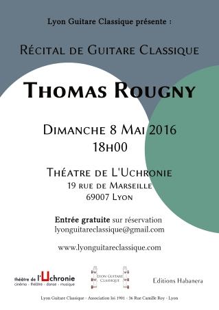 Thomas Rougy - 8.05.2016