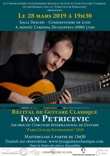 Ivan petricevic - Affiche 28.03.19
