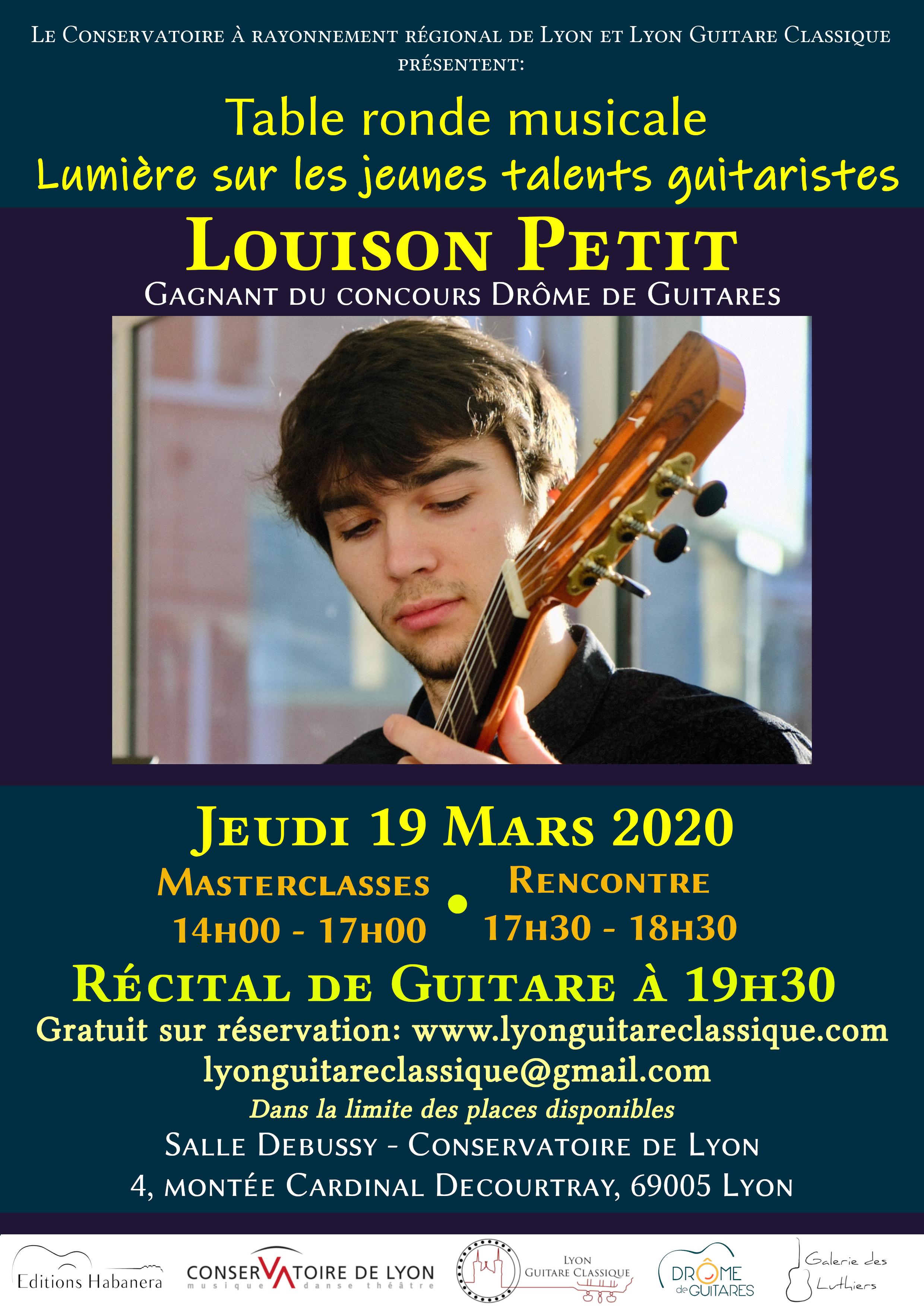 LGC - Affiche - Louison Petit